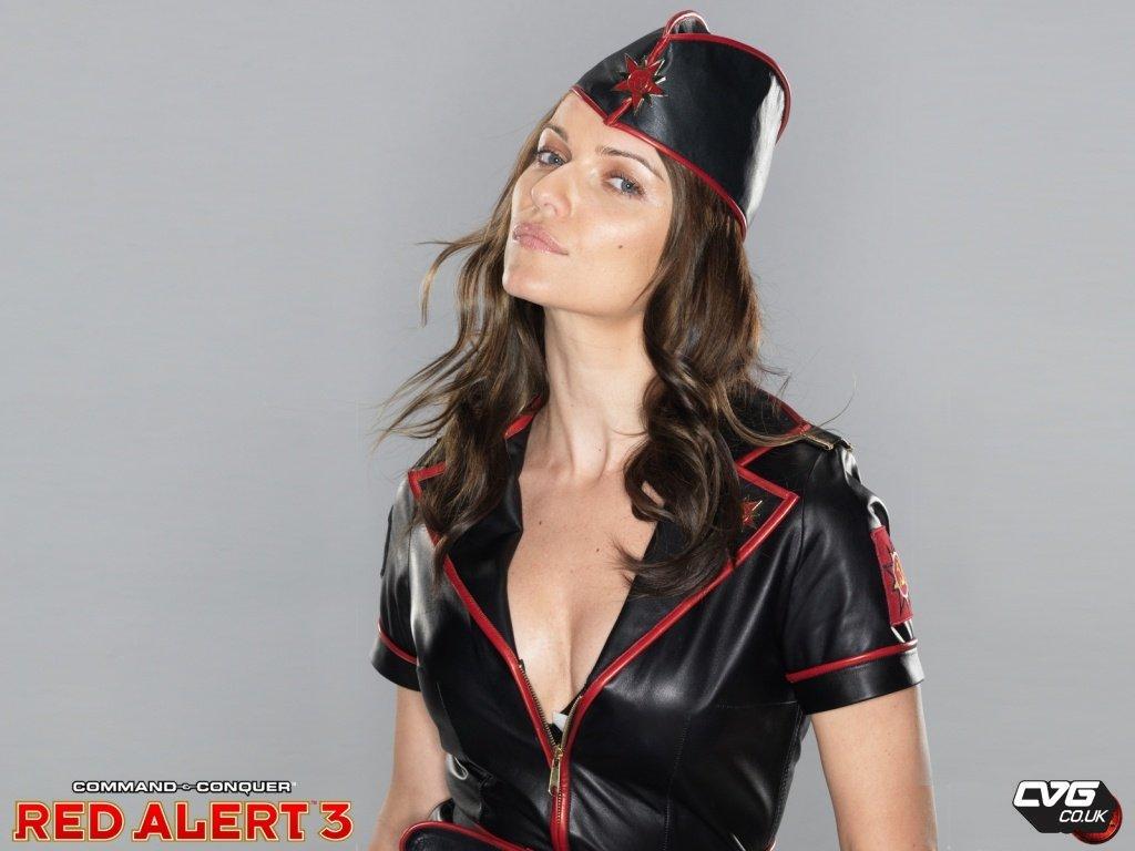 Red Alert 3 Girls